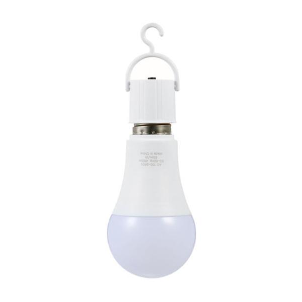 Ampolleta LED con kit de emergencia