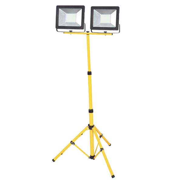 Reflector LED con Atril
