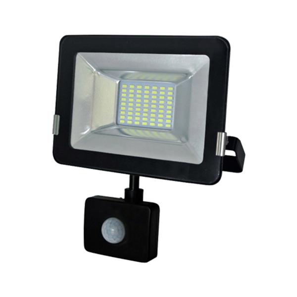 Reflector LED con Sensor